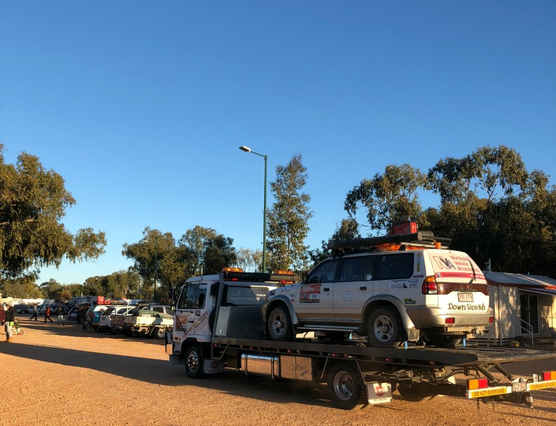 Great Endeavour Rally, Lightning Ridge