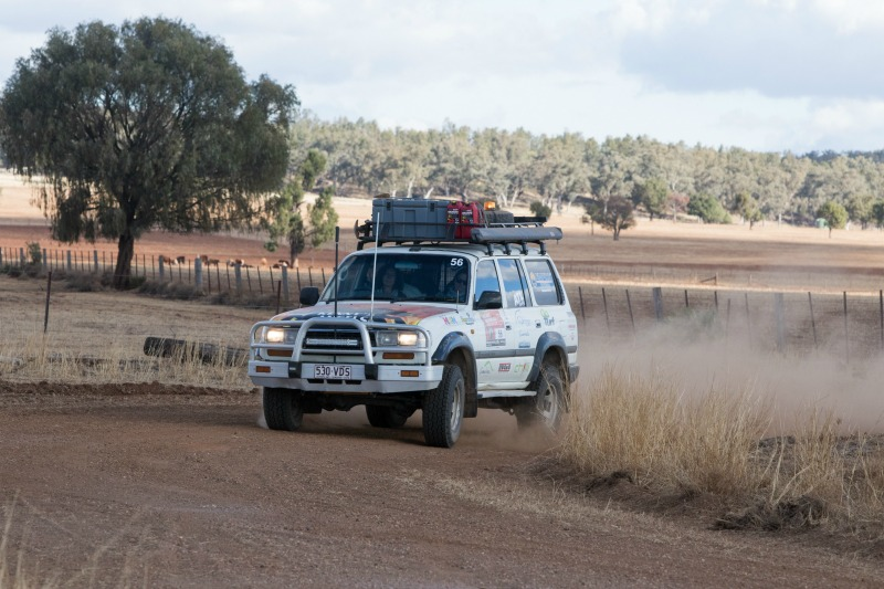 Great Endeavour Rally,